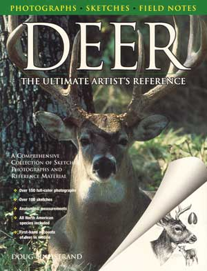 Deer: The Ultimate Artist's Reference